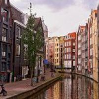 Amsterdam City Walk 2020