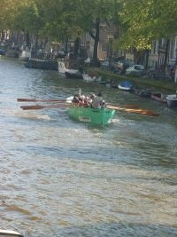 Grachtenrace Amsterdam